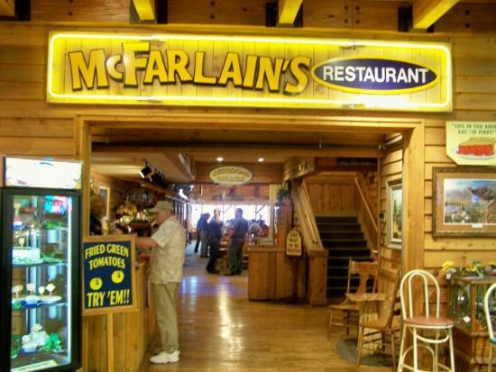 Mcfarlain S Family Restaurant Branson Mo
