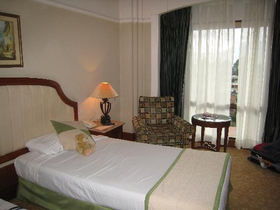 Radisson Hotel Kathmandu: Guest room