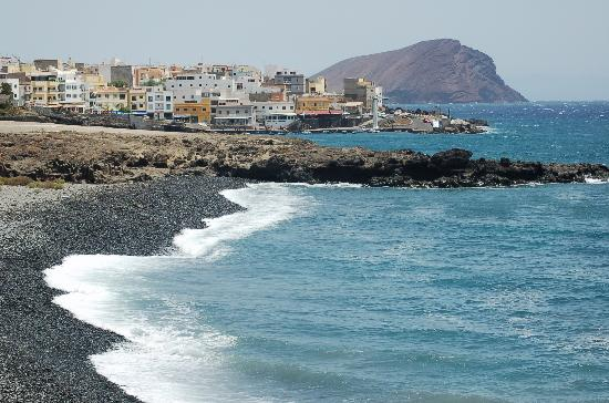 San Blas Beach And Los Arigos Picture Of Vincci Tenerife Golf Tenerife Tripadvisor