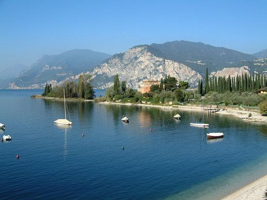Hotel Val di Sogno: View from balcony