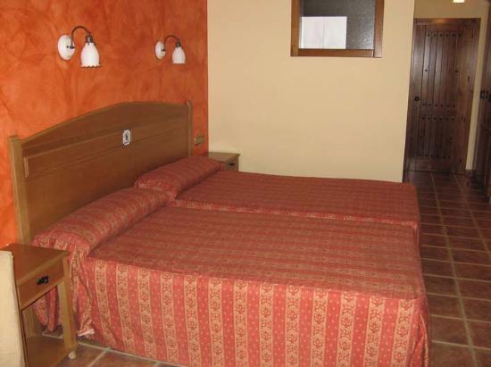 Trevelez, Spania: habitación