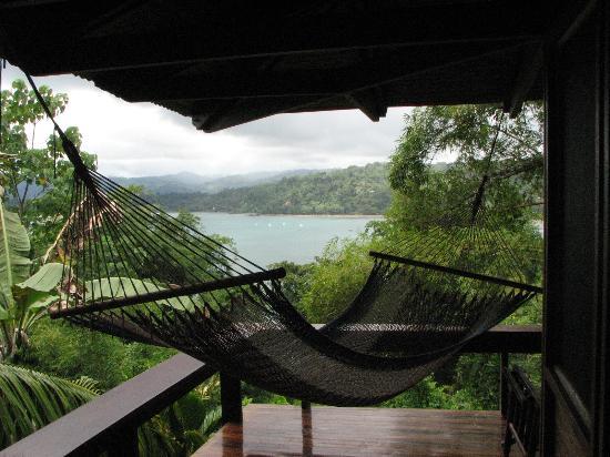 Aguila de Osa Inn: Honeymoon Suite View