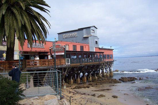 Good Restaurants On Cannery Row