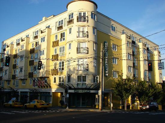 Inn At Queen Anne Hotel Seattle