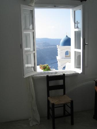 Altana Traditional Houses and Suites: View from room window