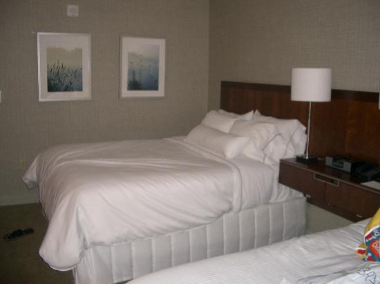 The Westin Memphis Beale Street: Super Comfortable bed