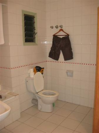 Agua Alegre: Bathroom