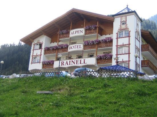 Alpenhotel Rainell: Hotel Raiell