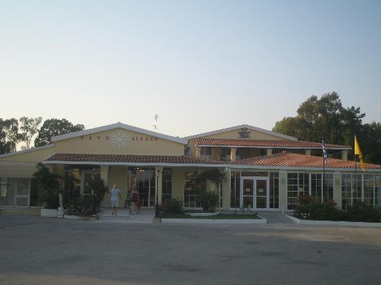 Mayor Capo Di Corfu: reception and restaurant