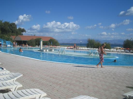 Mayor Capo Di Corfu: nice clean pool