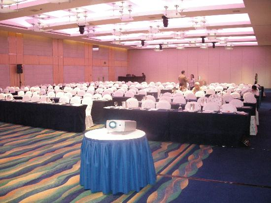 Pan Pacific Singapore: The conference facilities