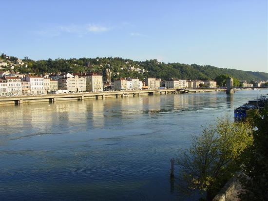 Reventin-Vaugris, Frankrike: Vienne
