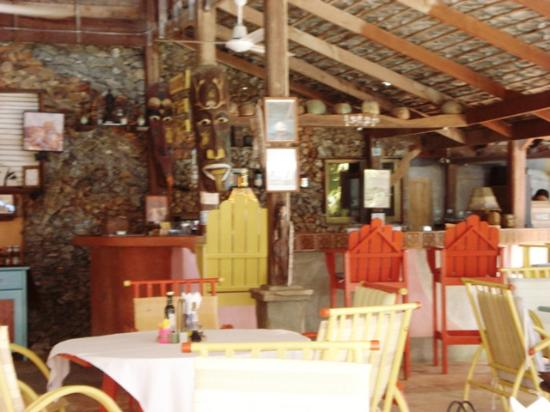 Corto Maltese Resort: restaurant