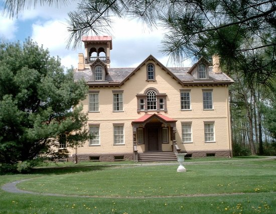 ‪Martin Van Buren National Historic Site‬