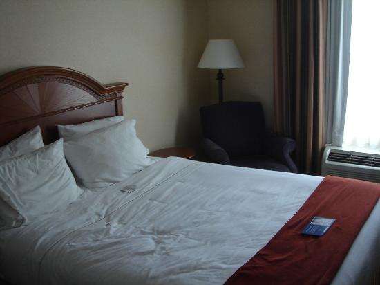 Holiday Inn Express & Suites Dayton-Centerville: Holiday Inn Express Queen Bed