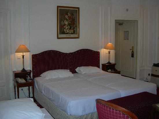 Hotel Lotti Paris : Deluxe room 208