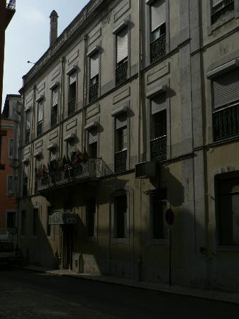 Suico Atlantico Hotel: Hotel Exterior