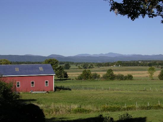 Bridport, VT: The view