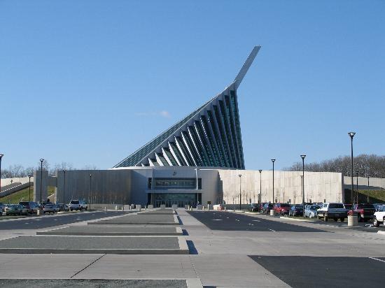 Triangle, Βιρτζίνια: Marine Corps Museum