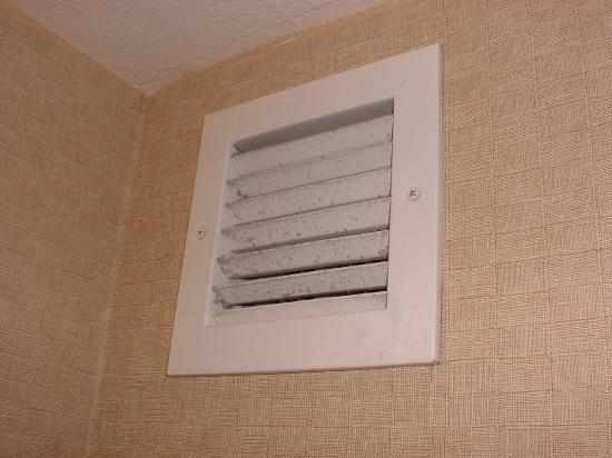 Embassy Suites by Hilton Hotel San Rafael - Marin County / Conference Center: Dusty Vent