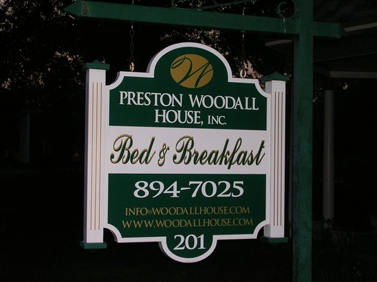 ‪Preston Woodall House Bed and Breakfast‬