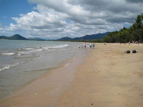 Oasis at Palm Cove : beach southwards