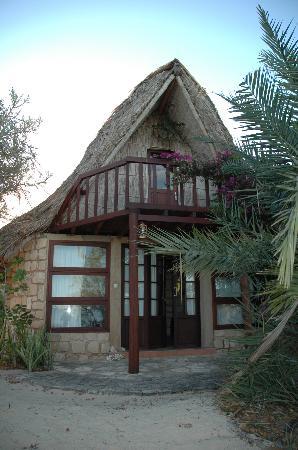 Le Paradisier: i bungalows