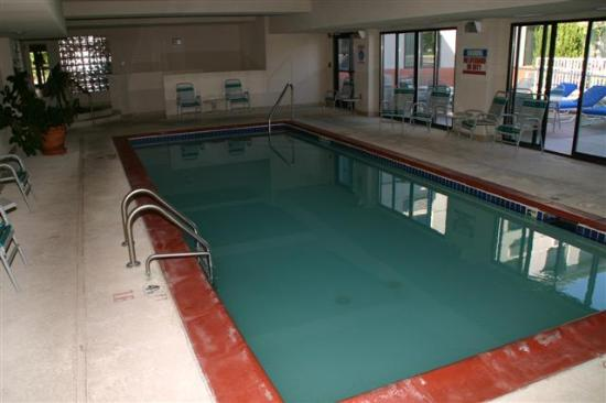 Econo Lodge Denver International Airport: pool