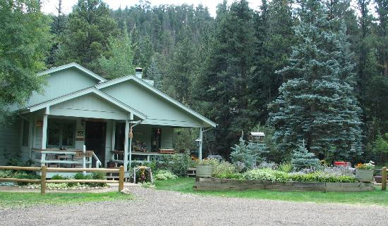 River Spruce office and owners home