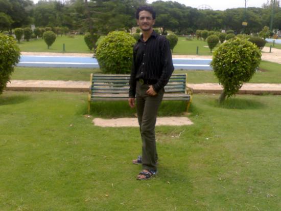 Chitral, Paquistão: jalib khan from karachi