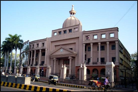 ناجبور, الهند: NMC