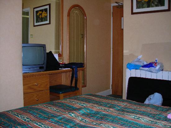 Nayland Hotel: stanza