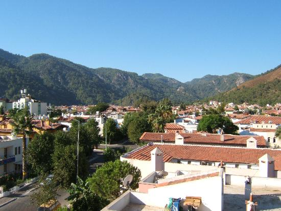 Selen 2 Hotel: View from our balcony