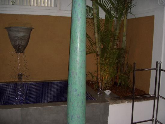 Club Villa: The Jacuzzi in the Bathroom