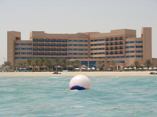 Danat Jebel Dhanna Resort: l'hôtel