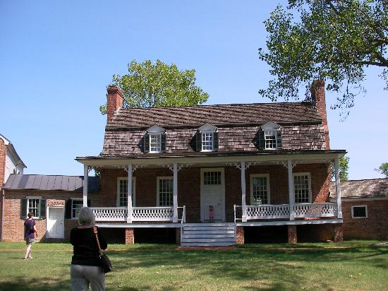Morrison House, Autograph Collection: Thomas Stone House (visited on this trip)