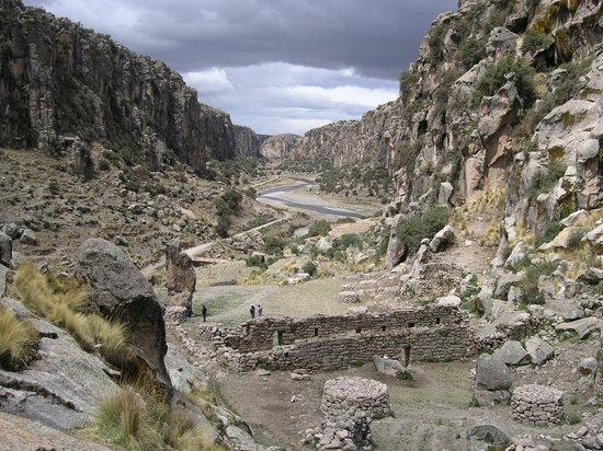 Cusco, Peru: María Fortaleza