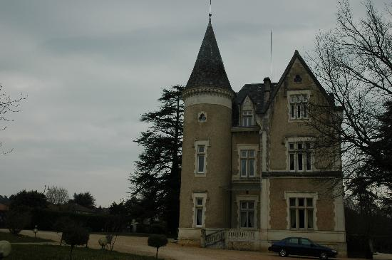 Chateau des Reynats March 2006