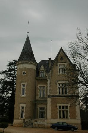 شاتو ديه ريناتس: Chateau des Reynats
