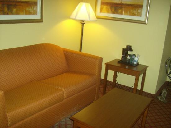 Sleep Inn & Suites Wildwood - The Villages: King Size Suite-Sofa Bed