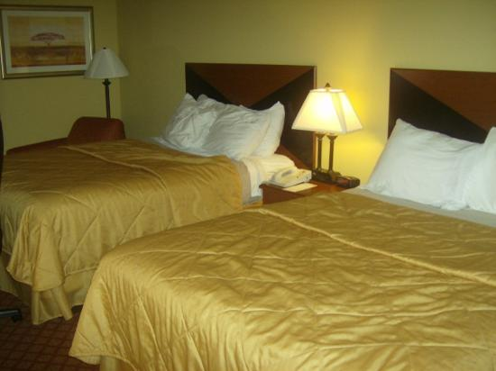 Sleep Inn & Suites Wildwood - The Villages: 2-Queen Room