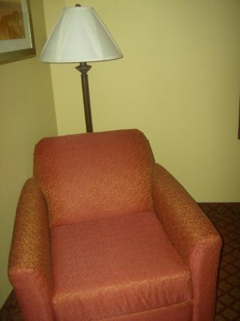 Sleep Inn & Suites Wildwood - The Villages: 2-Queen Chair