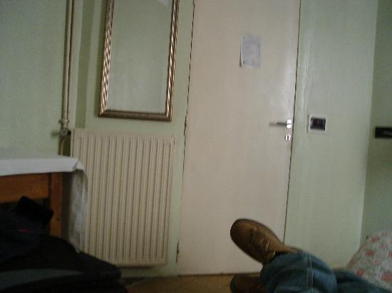 Albergo Sandra: the double room