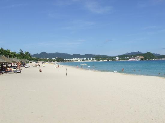 Landscape Beach Hotel Sanya: Dadonghai Beach