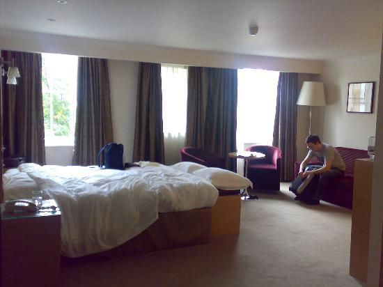 The Park City Grand Plaza Kensington Hotel: Executive room