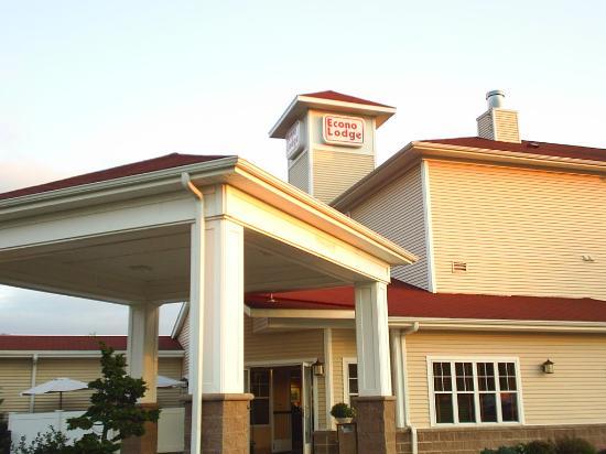 Econo Lodge Hadley: Econo Lodge