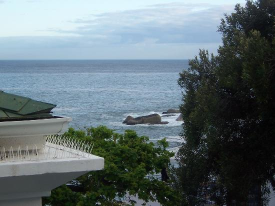 The Twelve Apostles Hotel and Spa: view from our room