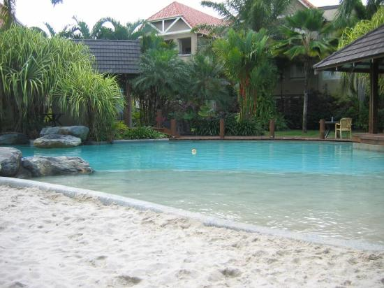 one of 3 sand pools picture of the lakes cairns resort cairns tripadvisor. Black Bedroom Furniture Sets. Home Design Ideas