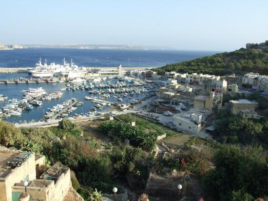 Grand Hotel Gozo: View