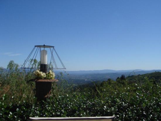 Hotel Villa Sassolini: view